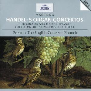Orgelkonzerte.HMV 290,295,308,309,310