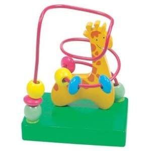 Bino 84160 - Lupilo: Motorikschleife Giraffe