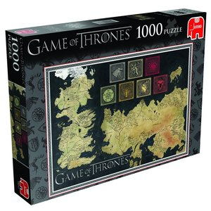 Game of Thrones. Puzzle 1000 Teile