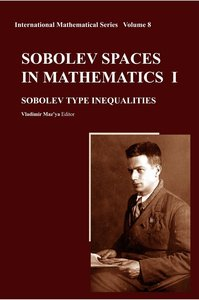Sobolev Spaces in Mathematics I, II, III