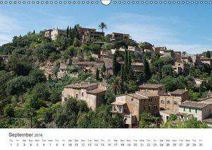 Majorca's West Coast (Wall Calendar 2016 DIN A3 Landscape)