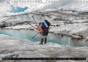 Motion Studies (Wall Calendar 2015 DIN A4 Landscape)
