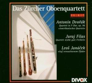 Amerikanisches Quartett op.96/Liebe Gute Freiheit/