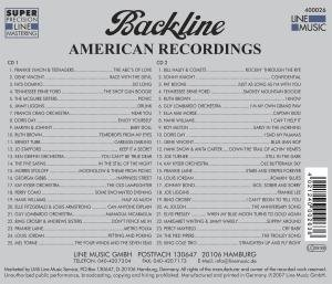 Backline Vol.26