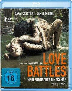 Love Battles-Mein Erotischer Ringkampf