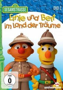 Ernie und Bert im Land der Träume DVD 2