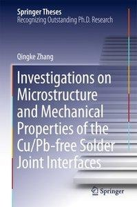 Investigations on Microstructure and Mechanical Properties of th