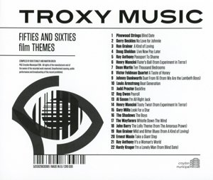 Troxy Music-Fifties And Sixties Film Themes