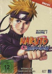 Naruto Shippuden - Staffel 01