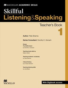 Skillful Level 1. Listening and Speaking. Teacher's Book with Di