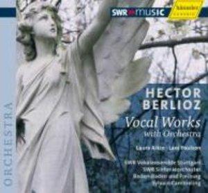 Vokalwerke Mit Orchester