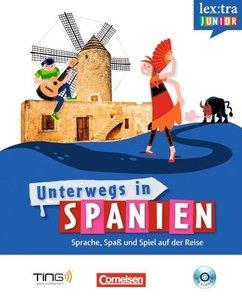 Lextra junior Spanisch Selbstlernbuch