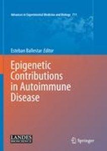 Epigenetic Contributions in Autoimmune Disease