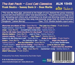 The Rat Pack-Cool Cat Classics