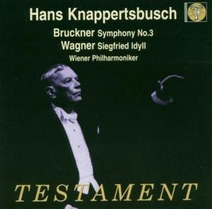 Sinfonie 3/Siegfried Idyll