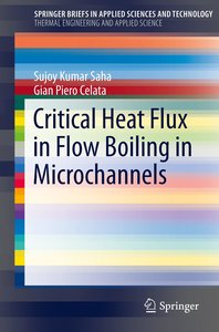 Critical Heat Flux in Flow Boiling in Microchannels