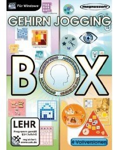 Gehirnjogging Box. Für Windows XP/Vista/7