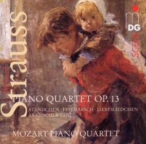 Klavierquartett op.13/+