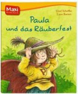 Paula und das Räuberfest
