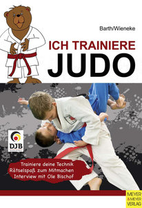 Ich trainiere Judo