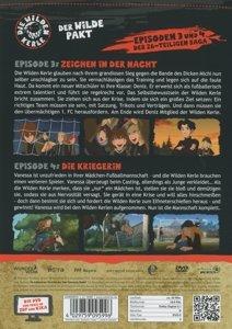 (2)DVD z.TV-Serie-Der Wilde Pakt
