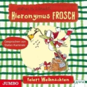 Hieronymus Frosch feiert Weihnachten