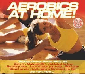 Aerobics At Home!