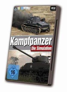 Kampfpanzer - Die Simulation