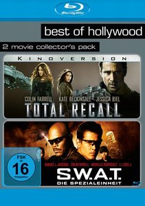 Total Recall & S.W.A.T. - Die Spezialeinheit