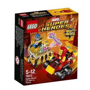 LEGO® 76072 - Marvel Super Heroes Mighty Micros: Iron Man verses