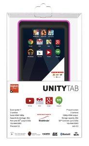UNITY TAB - Pink - 7 Tablet (ca, 17,7 cm)