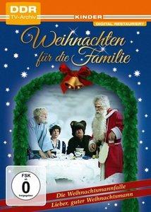 Weihnachten für die Familie: Die Weihnachtsmannfalle + Lieber gu