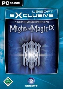 Might and Magic IX [Ubi Soft exclusive]