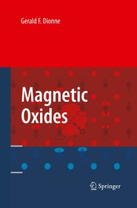 Magnetic Oxides