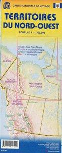 Northwest Territories Map 1 : 1 300 000