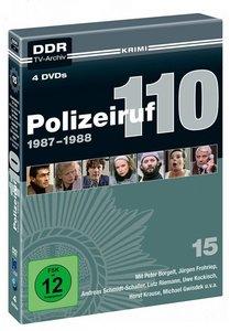 Polizeiruf 110 - Box 15: 1987-1988