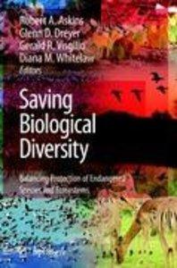 Saving Biological Diversity