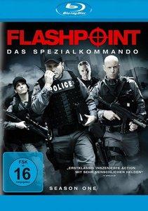 Flashpoint - Das Spezialkommando, Staffel 1