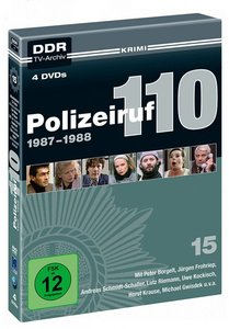 Polizeiruf 110 - Box 15: 1987-1988
