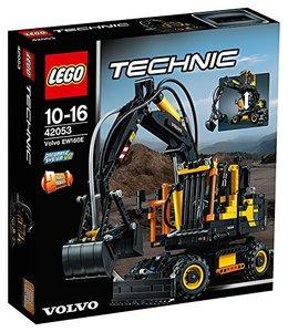 Lego 42053 Technic-Volvo EW 160E