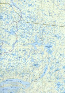 Northwest Territories Map 1 : 1 300 000