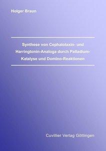 Synthese von Cephalotaxin- und Harringtonin-Analoga durch Pallad