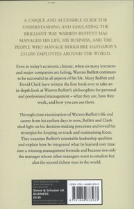 Warren Buffet's Management Secrets