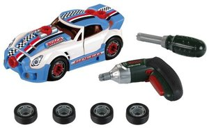 Theo Klein 8668 - Bosch Car Tuning Set inkl. Ixolino