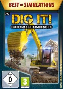 Best of Simulations: DIG IT! Der Bagger-Simulator