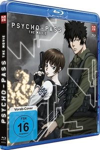 Psycho Pass Movie - Blu-ray