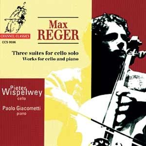 Three Suites for Cello Solo/Works for Cello and