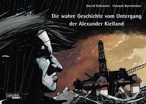 Die wahre Geschichte des Untergangs der Alexander Kielland