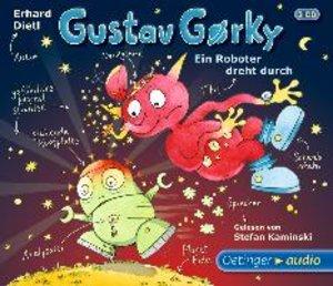 Gustav Gorky. Ein Roboter dreht durch (3 CD)
