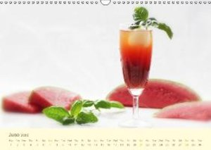 Tasty food from the kitchen UK - Version (Wall Calendar 2015 DIN